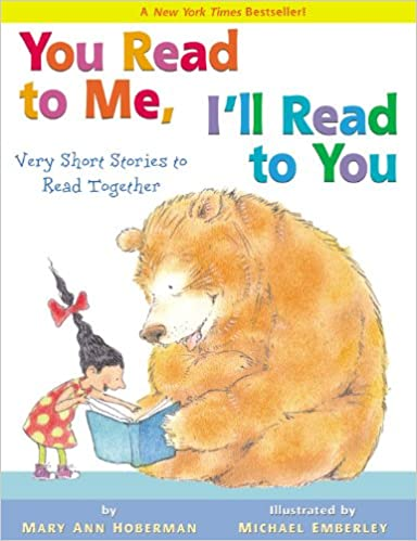 Amazon com: You Read to Me, I'll Read to You: Very Short Stories to