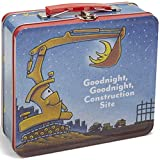 Kids Preferred Goodnight Construction Site Tin Lunch Box