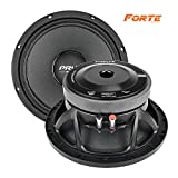 PRV AUDIO 10MB800FT 10' Mid Bass 8 ohms Pro Audio Speaker 99dB 400 Watts RMS 2.5' VC (Single)