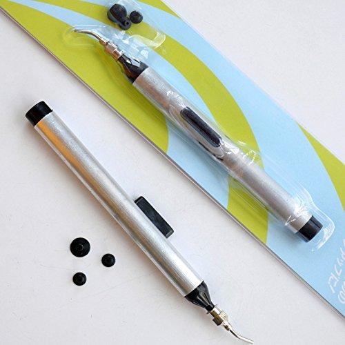 Solder Desoldering Vacuum Sucking Suction Pen Remover Tool Pump Sucker IC SMD ST