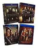 Sanctuary Complete Series (Blu-ray, Seasons 1-4)
