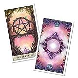 NXL Crystal Visions Tarot: 78-Card Deck Tarot Cards