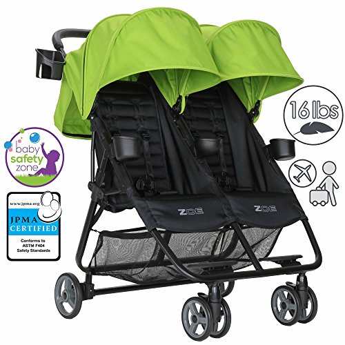 Zoe Xl Best Xtra Lightweight Travel Everyday Umbrella Stroller
