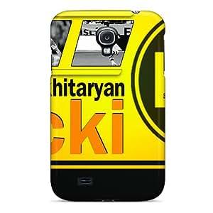 Popular CSmith New Style Durable Galaxy S4 Case (Fjs3207RsoD)