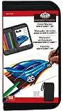 Royal & Langnickel Color Marker Essentials Keep N' Carry Set