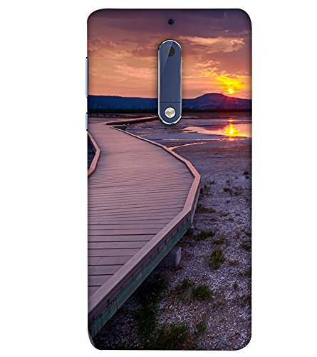 official photos 9597c 6aa28 PrintVisa Designer Back Case Cover for Nokia 5: Amazon.in: Electronics