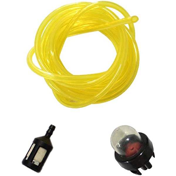 4 For McCulloch Primer Pump Bulb 3200 3214 3205 2016 3210 3216 2010  Chainsaw