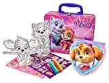 PAW Patrol Coloring and Activity Tin Box, Includes