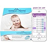 Easy@Home 50 Ovulation Test Strips Kit, FSA Eligible - The Reliable Ovulation Predictor Kit, Powered by Premom Ovulation Predictor iOS and Android APP, 50 LH Tests