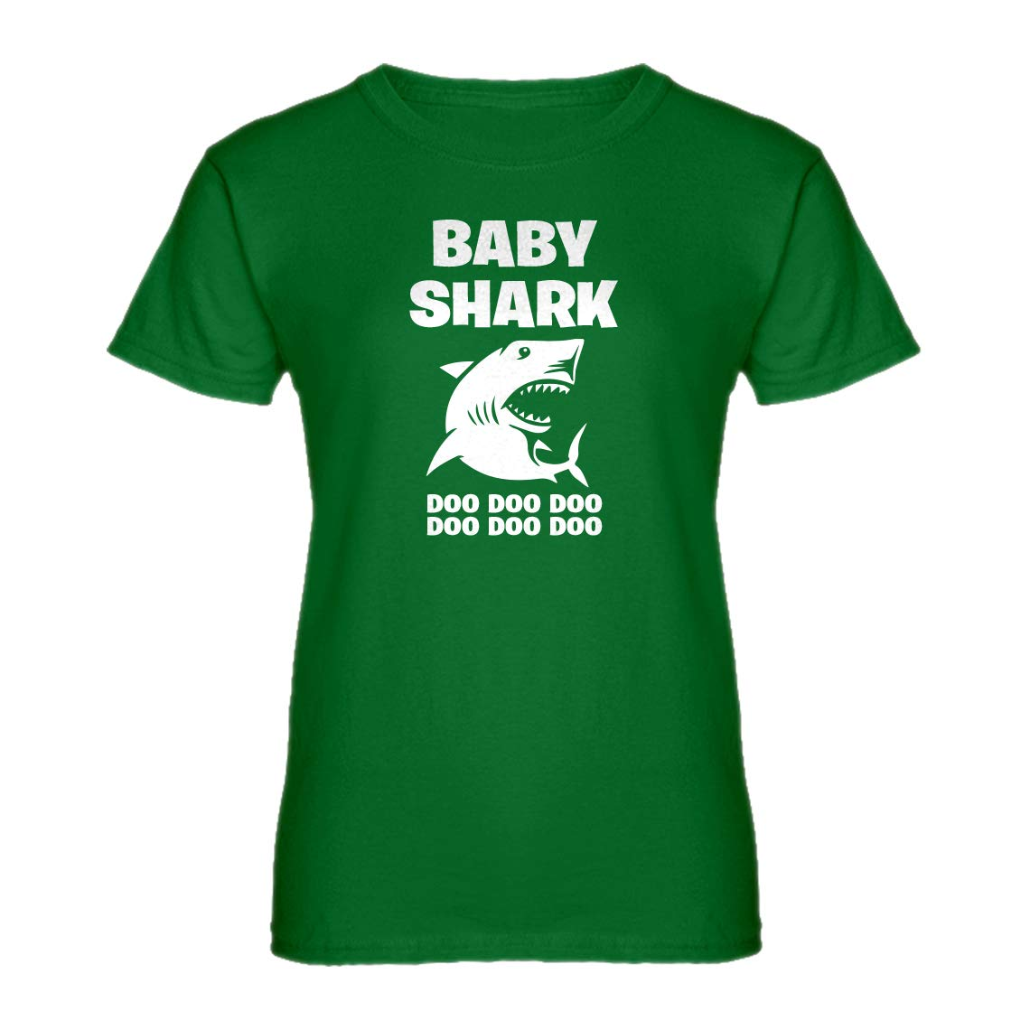 Indica Plateau Womens Baby Shark T-Shirt 3755-W