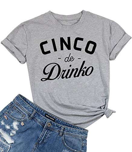 Buy cinco de drinko shirt