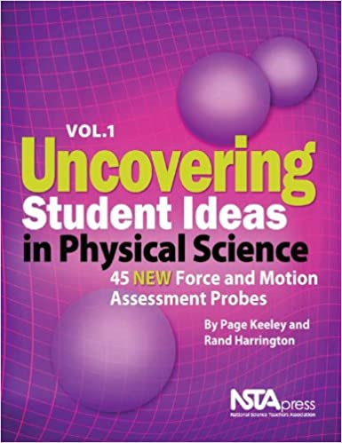 Amazon uncovering student ideas in physical science volume 1 uncovering student ideas in physical science volume 1 45 new force and motion assessment probes 1st edition fandeluxe Gallery
