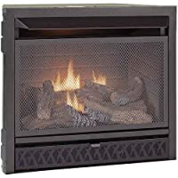 Duluth Forge Dual Fuel Ventless Fireplac...