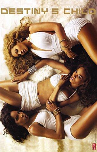 Destiny's Child Poster Movie 11x17