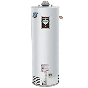 Bradford White 40 Gallon Natural Gas Water Heater #RG240T6N