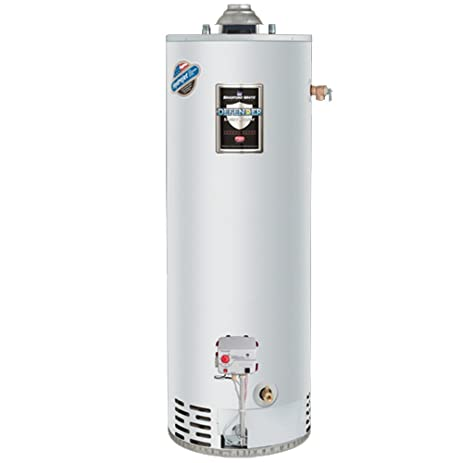 Bradford Water Heater >> Bradford White 40 Gallon Natural Gas Water Heater Rg240t6n