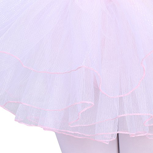 Moderno Di Ragazze Rosa Ginnastica Weixinbuy Dancewear Vestito Balletto Piccoli Ballo Pratica IaZwUqq