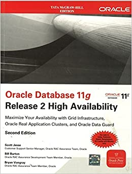 Buy Oracle Database 11g Release 2 High Availability