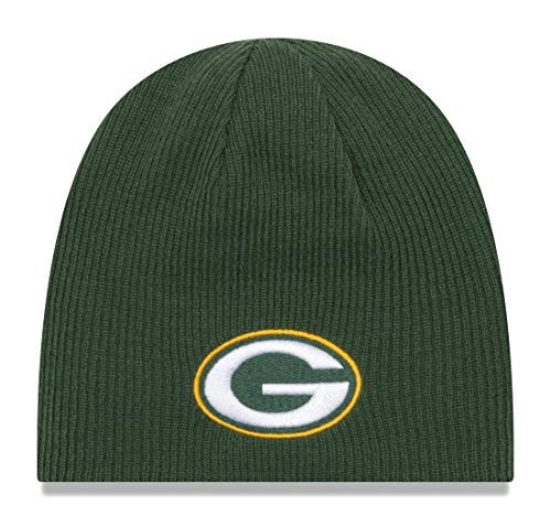 New Era Green Bay Packers NFL Basic Team Beanie 2