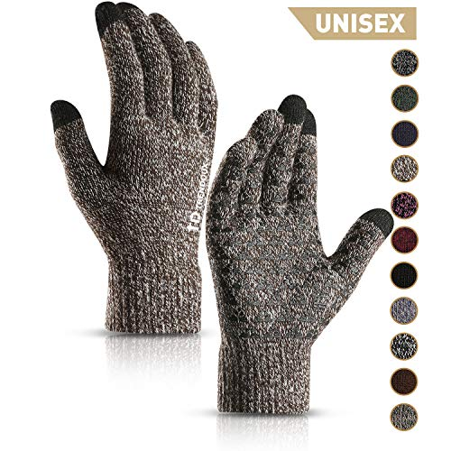 TRENDOUX Winter Gloves for