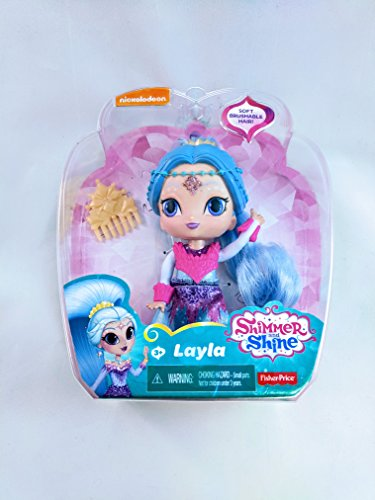 Fisher-Price Shimmer And Shine Princess Samira/'s Palace