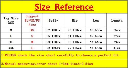 Shorts 2pc Hzjundasi Donna Maternit Leggings Premaman t7dadqw