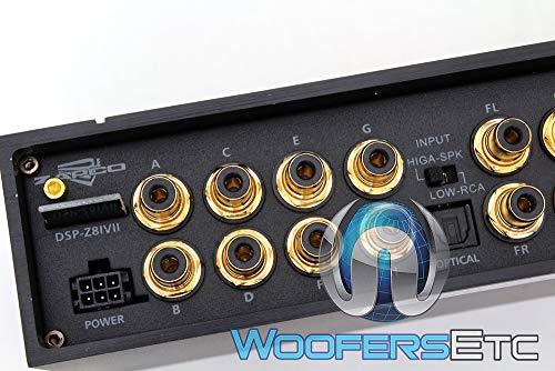Zapco DSP-Z8 IV II 8-Channel Digital Sound Processor with Digital Streaming by Zapco (Image #4)