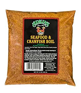 Adkins Cajun Seafood and Crawfish Boil - 12 OZ. All Natural