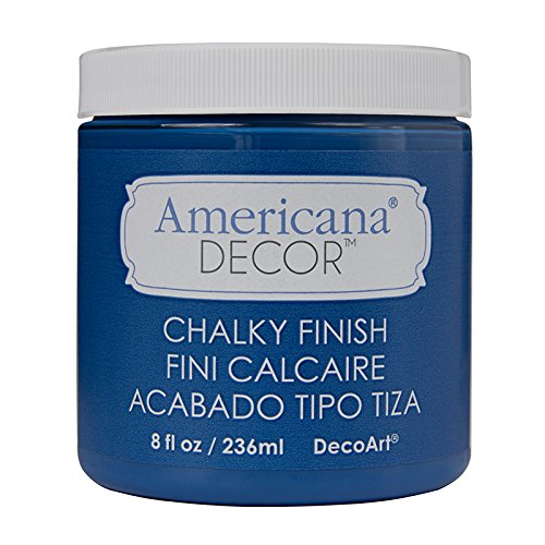 DecoArt ADC-21 Americana Chalky Finish Paint, 8-Ounce, Legacy