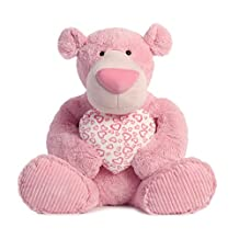 Aurora World Strawberry Latte Plush, 30""
