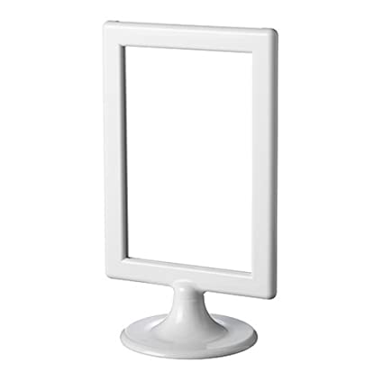 Amazon.com - Ikea Photo Frames White Tolsby 4 X 6\