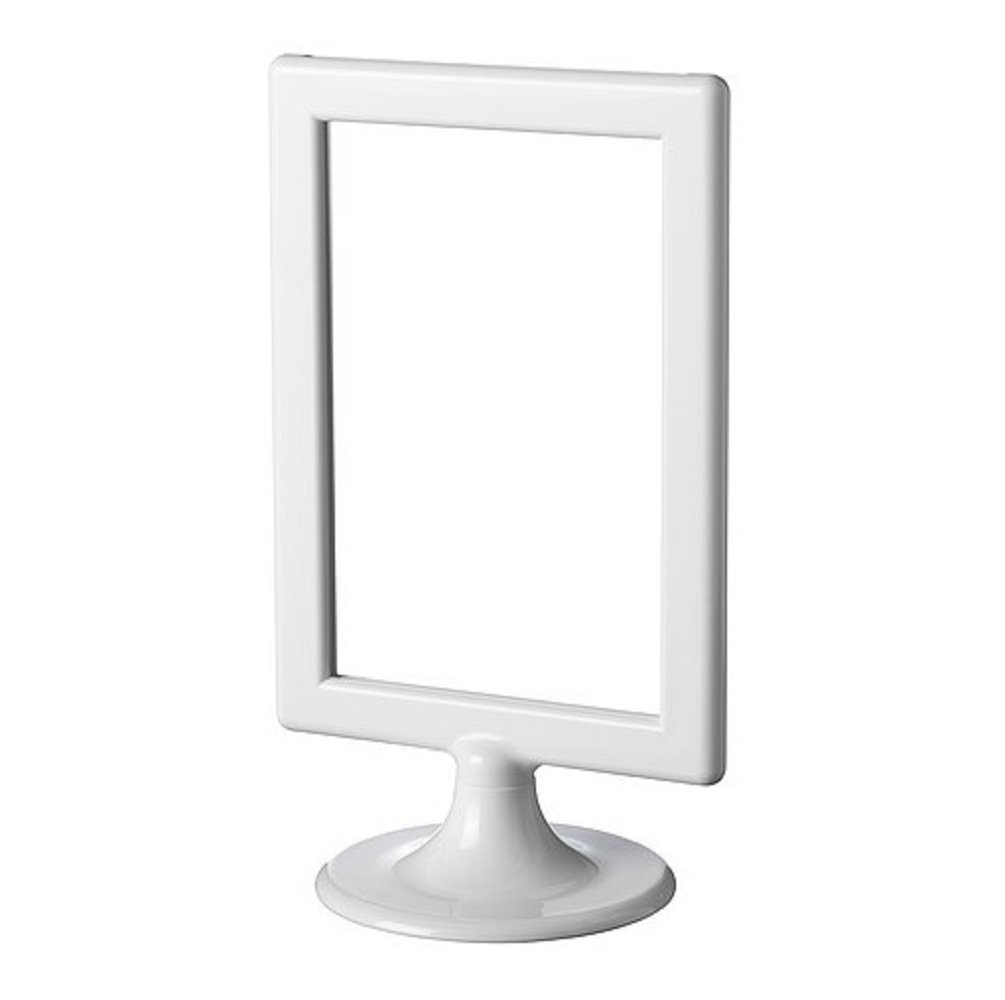 Amazon ikea tolsby frame for 2 sided pictures white 4 x 6 ikea photo frames white tolsby 4 x 6 4 pack each frame holds jeuxipadfo Choice Image