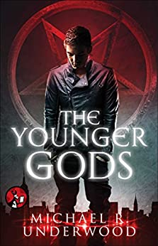 The Younger Gods by [Underwood, Michael R.]