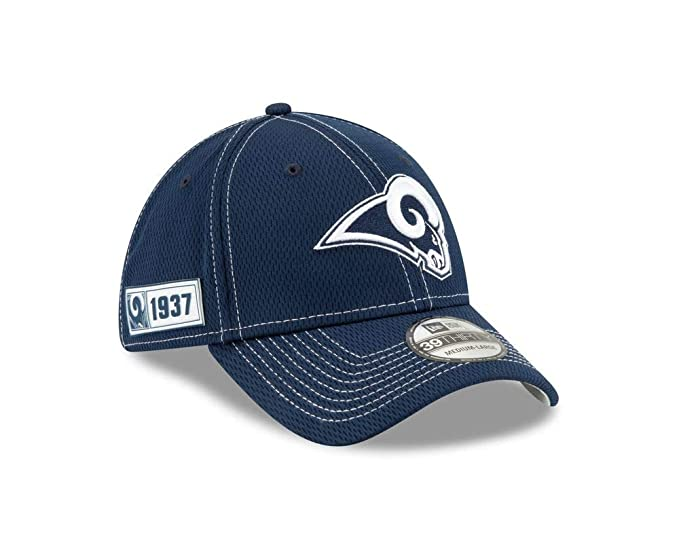New Era Los Angeles Rams 39thirty Stretch Cap Nfl19 Draft
