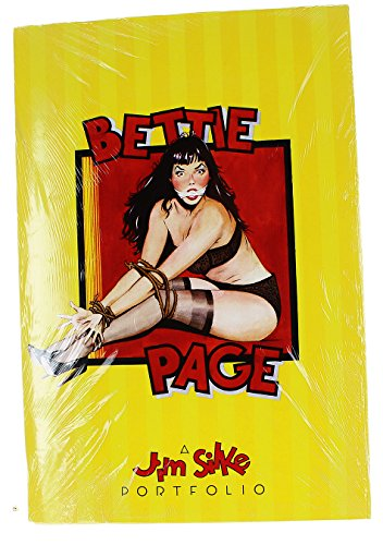 Jim Silke Bettie Page Portfolio