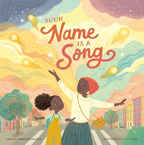 Book Cover: Your Name Is a Song