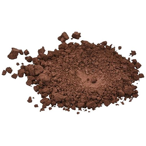 Dark Brown Iron Oxide Luxury Colorant Pigment Powder Cosmetic Grade Including Eyes for Soap Candle Nail Polish 1 oz