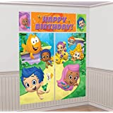Bubble Guppies Wall Poster Decorating Kit (5pc)
