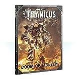 ADEPTUS TITANICUS: Doom of Molech Book