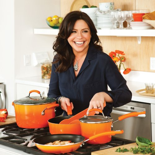 Rachael Ray Hard Enamel Nonstick 3/4-Quart Butter Warmer, Purple by Rachael Ray (Image #3)