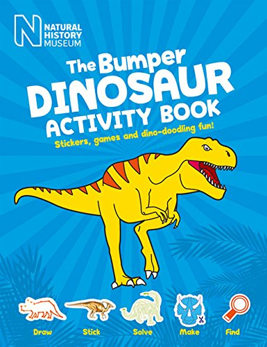 the bumper book of dinosaurs - 3