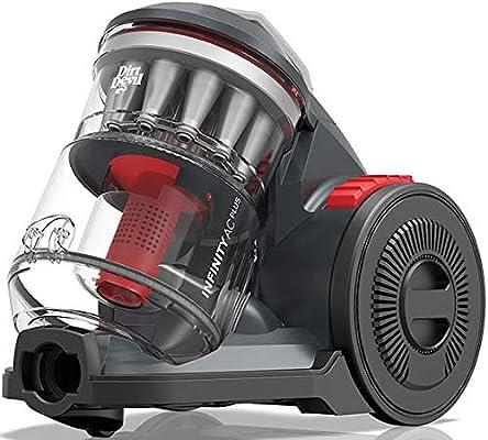 Dirt Devil INFINITY AC plus 800 W - Aspiradora (800 W, Aspiradora ...