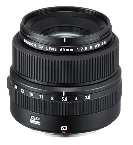 Fujifilm FUJINON GF 63mm F/2.8 R WR Lens for GFX Medium Form