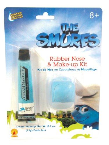 [The Smurfs, Smurf Makeup Kit] (Smurf Costumes Accessories)