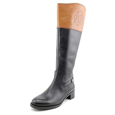 Franco Sarto Chipper Damens US 6 6 US schwarz Knee High Boot ... 426573