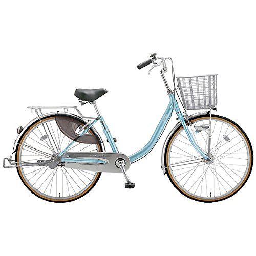 ミヤタ(MIYATA) シティサイクル 自転車 クォーツエクセルライト DQXU60L8 (AB31) アルミナスカイブルー B077NSL9DD