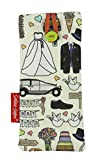 Selina-Jayne Wedding Day Limited Edition Designer Soft Fabric Glasses Case