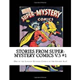 Stories From Super-Mystery Comics V.5 #1: One of the Longest-Running Comics of the Golden Age