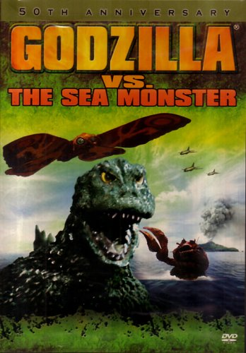Godzilla vs. the Sea Monster for sale  Delivered anywhere in USA