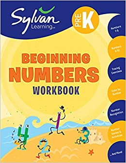 Pre-K Beginning Numbers Workbook: Activities, Exercises, and Tips to ...